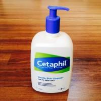 Cetaphil Gentle Skin Cleanser 1 Litre Sabun Cuci Muka Cetaphil