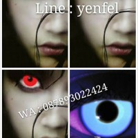 Softlens Glow In The Dark