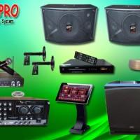 Jual Paket Sound System Karaoke Berkualitas Tinggi
