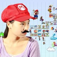 harga Topi Mario Bros Dan Luigi Original Cosplay Tokopedia.com