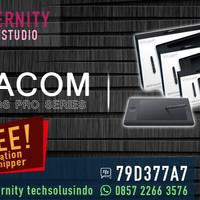 Wacom Intuos Pro Medium PTH-651/K1 A5 Drawing Tablet