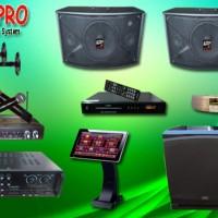 Jual Paket Sound System Karaoke Player Auderpro Geisler