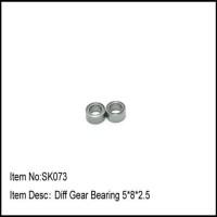 RC Car SK073 DIFF GEAR BEARING/KLAHER/KLAHAR 5X8X2.5
