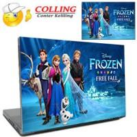 Stiker Laptop 11, 12, 14, 15 inch / Garskin Laptop / Froozen Frozen