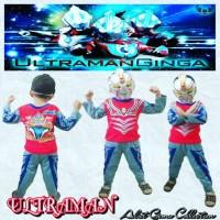harga Baju Anak Kostum Topeng Superhero Ultraman Tokopedia.com