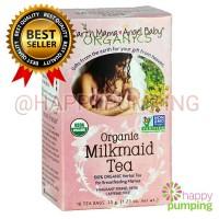 Jual ASI Booster Milkmaid Tea EMAB (Earth Mama Angel Baby) Murah