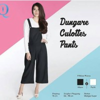 dungare cullotes pants