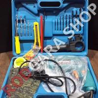 "Modern - Mesin Bor Box M2130 13"" Drill Set"