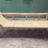 Bangku / Kursi Santai Bambu