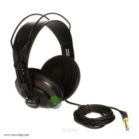 Headphone SAMSON SR850 - Flat response