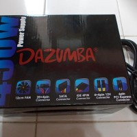 Power Supply 450 W Dazumba Murah