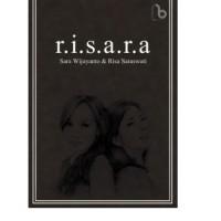 R.I.S.A.R.A, Penulis : Risa Sarawati dan Sara Wijayanto
