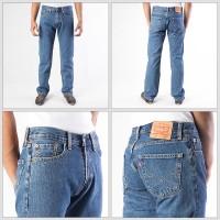 [100% Original Levis 505-4891] Celana Jeans Pria / Celana Levis / Levi's