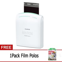 FUJIFILM INSTAX SHARE Free 1Pack Film Instax Mini Polos INSTAX SHARE.