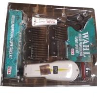 Mesin Cukur Rambut Wahl Original Deluxe Professional Super Taper Kit