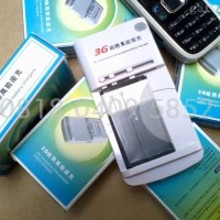 Charger desktop USB untuk battery Samsung, Lenovo smartphone