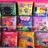 Jual Buku bantal / soft book murah ecer Murah