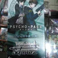 Weiss Schwarz Psycho Pass Booster Box