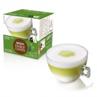 Nescafe Dolce Gusto Capsule - Green Tea Latte