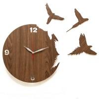 Jam Dinding Unik dan Artistik NYA131002_FLYINGBIRD