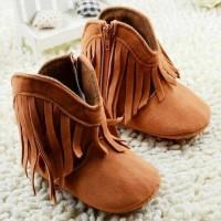 sepatu prewalker boot cowboy
