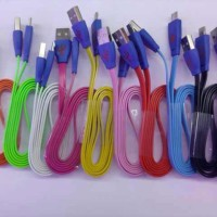 Kabel Data USB Smile - Panjang 1 Meter