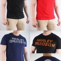 T-SHIRT HARLEY DAVIDSON IMPOR PREMIUM 5 KUALITAS ORIGINAL BEST QUALITY