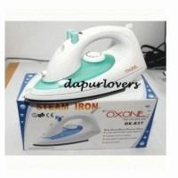Oxone Setrika Uap Listrik, Oxone Steam and Spray Iron Ox-837