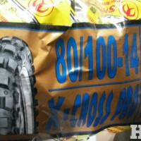 harga Ban Luar 80 100 14 Swallow X Cross Tokopedia.com