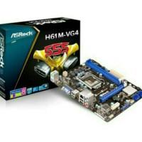 Motherboard ASRock H61M-VG4 LGA 1155
