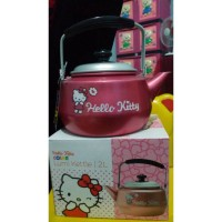 Lumi Kettle (Teko) Cantik Hello Kitty Color 2 LITER MASPION