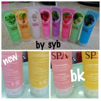 SYB SPA GEL / A BODY SHOP SPA GEL NEW BY SYB /SPA GEL BARU BODY SHOP