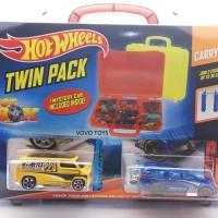 harga Hotwheels Twinpack Carry Case Tokopedia.com