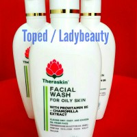 THERASKIN EXPORT Facial Wash Oily Skin with B5 + Chamomilla Extract
