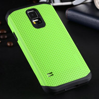 Spigen Slim Armor for Samsung Galaxy S5 (Green)