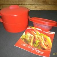 Tupperware Paket Merah
