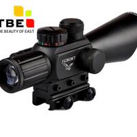 harga Telescope Senapan M7 Teropong Bushnell Wit Red Laser Riflescope Tbe M7 Tokopedia.com