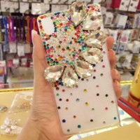 swarovski diamond case for sony xperia c3 c4 m4 aqua z z1 z2 z3 z4 m
