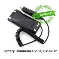 Battery Eliminator Baofeng UV-82
