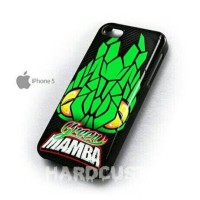 Jorge Lorenzo Green Mamba iPhone 5/5S Premium Custom Hard Case