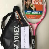 VCORE Si 25Jr (225gram) neon pink - junior raket tenis yonex