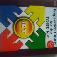 harga Longman Preparation Course For TOEFL TEST : IBT 2nd Edition Tokopedia.com