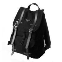 Jual Tas Ransel Backpack Laptop/Bonjour Alphonse Black Murah