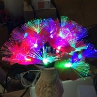 harga Beautiful Flower Fiber Led (vas Bunga Fiber Optic Led Light) Tokopedia.com
