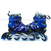 Sepaturoda Prospeed / Sepatu roda / Sepaturoda Inline Prospeed Biru