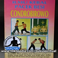 harga Ilmu Kebal Pacek Besi Condrobirowo - Buku Belajar Tenaga Dalam Tokopedia.com