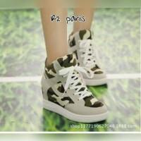 harga Sepatu wanita R2 Paris army #RS1 Tokopedia.com