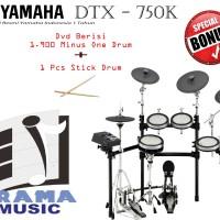 harga Drum Elektrik Yamaha DTX750 / DTX750K / DTX 750 / DTX 750K Tokopedia.com