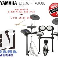 Drum Elektrik Yamaha DTX700 / DTX700K / DTX 700 / DTX 700K