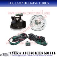 Fog Lamp / Lampu Kabut Mobil Toyota Terios 2007-2011